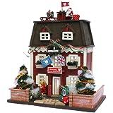 Colecci?n kit de casa de mu?ecas hecha a mano Billy Woody House Casa de la Navidad 8818 (Jap?n importaci?n / El paquete y el manual est?n escritos en japon?s)