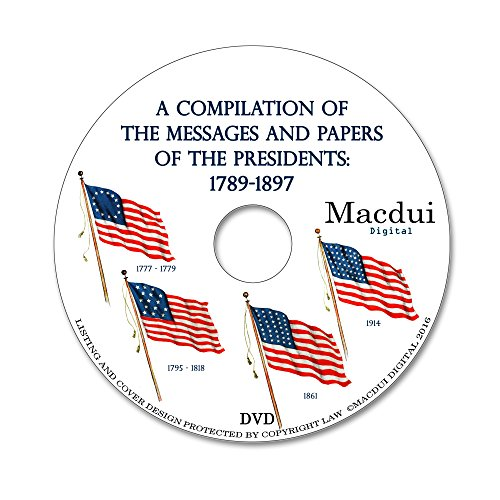 compilation-of-messages-and-papers-of-presidents-1789-1897-20-pdf-ebooks-1-data-dvd