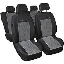 ELEGANCE (E2) (totalmente a medida) - Juego de fundas de asientos - 5902311270484