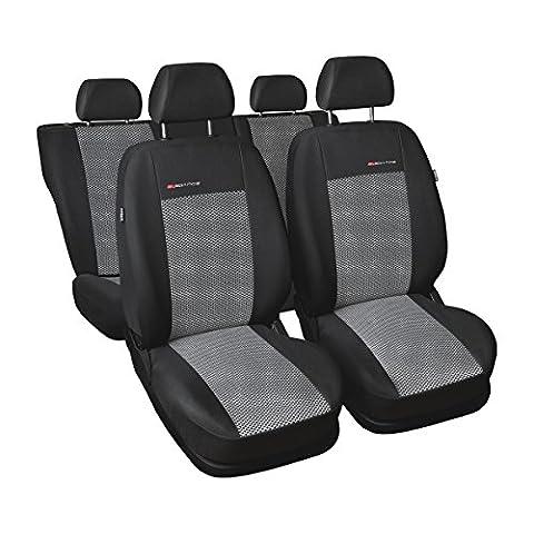 ELEGANCE (E2) (maßgeschneidert) - Autoschonbezug-Set - 5902311272105