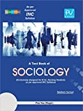 PV A TEXTBOOK OF SOCIOLOGY (B.SC (N)& B.SC(POST BASIC) 2ND YEAR STUDENTS