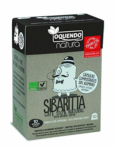 Natura Serenissimo, Cápsulas Café (Compatibles Nespresso) 7 Estuches De 10 Cápsulas