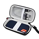 Hard Travel Case Bag for SanDisk Extreme Portable SSD 250 GB / 500 GB / 1 TB / 2 TB by AONKE