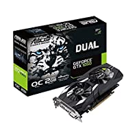 Asus Dual-Gtx1050-O2G-V2 Graphic Card