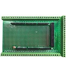 WINGONEER Prototype Screw / Terminal Block Shield Board Kit Per Arduino MEGA 2560 R3 DIY saldato