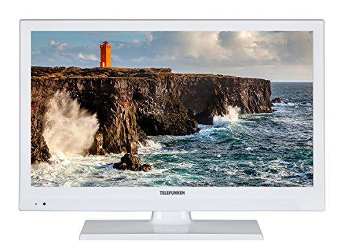 Telefunken XH20D101-W 51 cm (20 Zoll) Fernseher (HD Ready, Triple Tuner)