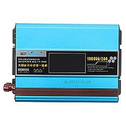HITSAN Suoer 1000W 12v 220v Inverter Solar Inverter with Solar Controller