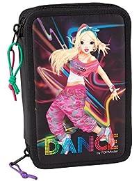 TOPModel 8069 Dance Trousse à 3 compartiments remplie de crayons ( Multicolore )