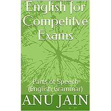 English for Competitve Exams: Parts of Speech (English Grammar) (SoloTutes Book 1) (English Edition)
