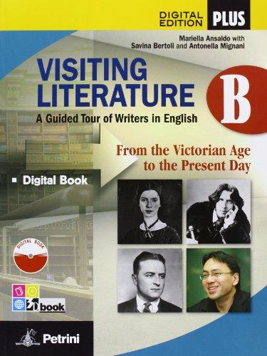 Visiting literature. Per le Scuole superiori. Con DVD-ROM. Con e-book. Con espansione online: VISIT.LITER.DIG B +LD: 2