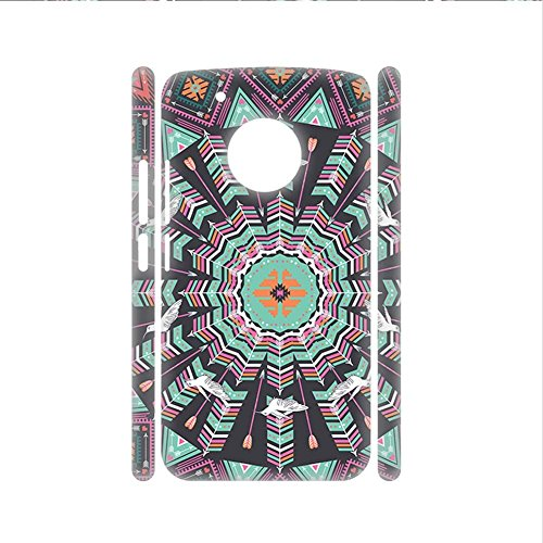 Schlumberger Shop Cases Bumper For Moto G5 Plus Have With Aztec 2 Kid Abs (G5 Us-kit)