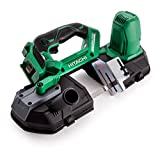 Best Cordless Band Saws - Hitachi CB18DBL/J4 18V Cordless Band Saw Brushless Review