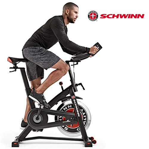 Schwinn Speedbike IC7 Fitnessbike mit LCD-Display, stabile
