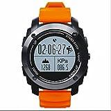 Fitness Tracker Uhr,Sport Uhr Telefon,Sport Smartwatch Kompatibel mit Android und iOS System für Surfen,Kajak,Rafting,Segeln,Wandern,Camping,Angeln und Sport Adventurer Digital Smart Watch