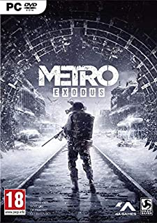 Metro Exodus (B072VKJH1R) | Amazon Products