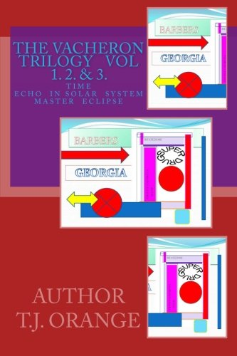 The Vacheron Trilogy Vol 1 2 & 3: Time / Echo in Solar System / Master Eclipse