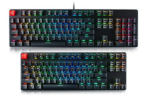 Glorious Modular Mechanical RGB Keyboard TKL/Tenkeyless (Gaming) …