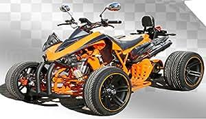 quad 250cc speedbird street racer rs14 st