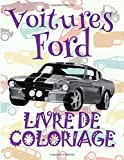 Voitures Ford Livre de Coloriage: ✎ Cars Ford - Best Reviews Guide