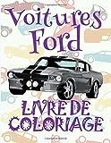 Best Livres 5 ans Olds - Voitures Ford Livre de Coloriage: ✎ Cars Ford Review