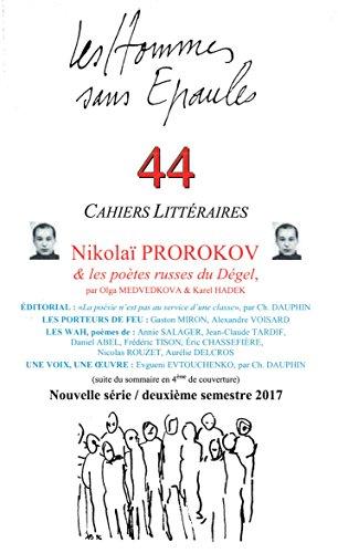 Nikolaï PROROKOV et les poètes russes du Dégel