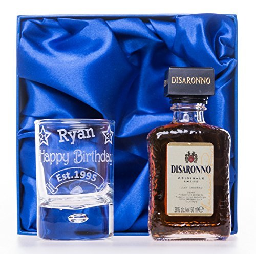 personalised-laser-engraved-new-birthday-design-2oz-shot-glass-5cl-disaronno-set-in-silk-gift-box
