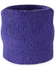 Suddora Handgelenk Schweißband, Baumwoll-Frottee, für Sport