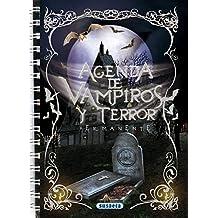 Agenda escolar permanente vampiros y terror (Agenda De Vampiros Y Terror)