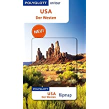 USA – Der Westen: Polyglott on tour mit flipmap