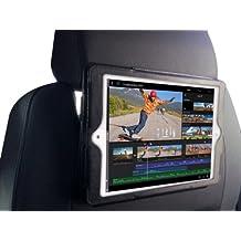 Orzly - Soporte para reposacabezas del coche para Apple iPad Mini, color negro