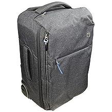 Komers 1616 camera trolley photo backpack for DSLR camera black