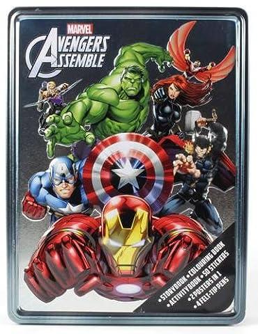 Marvel Avengers Assemble Happy