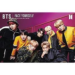 Close Up Póster Bangtan Sonyeondan - BTS Boys/Face Yourself (91,5cm x 61cm) + 1 póster Sorpresa de Regalo