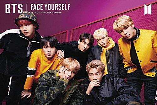 Close Up Póster Bangtan Sonyeondan - BTS Boys/Face