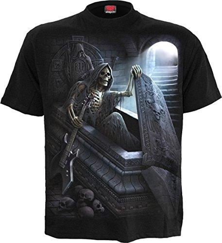 Spiral Men - Unforgiven - T-Shirt Black