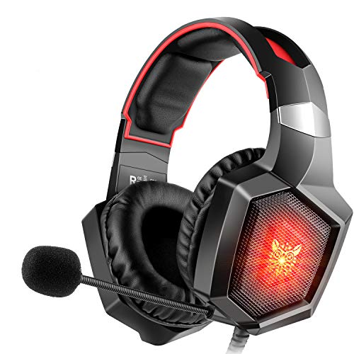 Willnorn K8 stereo Gaming Headset per PS4 70f54c57593c