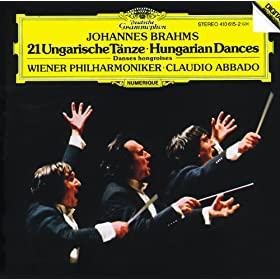 Hungarian Dance No.5 In G Minor - Orchestrated By Martin Schmeling (?-1943)