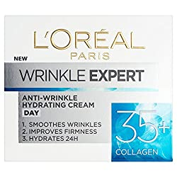 LOreal Wrinkle Expert 35+ Collagen, Day Moisturizer, 1.7 Oz