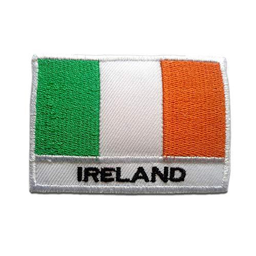 Parches - Irlanda bandera - blanco - 5