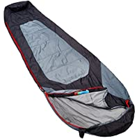 Deuter Dream Lite 500 Saco de Dormir, Unisex Adulto, Gris (Titan/Black
