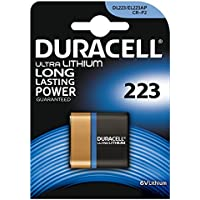 Duracell 223 Batteria Al Litio A Potenza Elevata