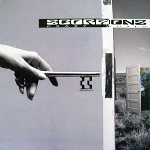 Scorpions Crazy World - Scorpions - Crazy World - Mercury -