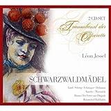 Leon Jessel: Schwarzwaldmädel (Operette) (Gesamtaufmahme) (2 CD)