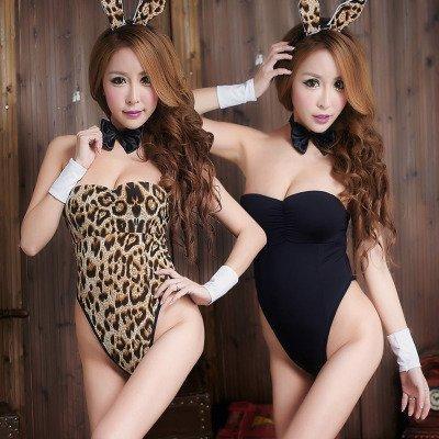 Der Nachtclub Roleeplay gespielt Catwoman Kostüm Sm Bunny einheitliche Leidenschaft Extrem sexy Slim zusammengeleitet Unterwäsche, (Kostüm Catwoman Haar)