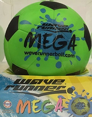 wave-runner-mega-sportsoccer-ball-green-1-water-skipping-ball-by-wave-runner