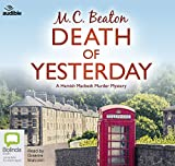 Best Audible Mysteries - Death of Yesterday: 28 Review