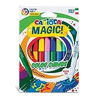 Renk Değiştiren Sihirli Keçeli Kalemler,9 Renk + 1 Renk Değiştirici Beyaz Kalem