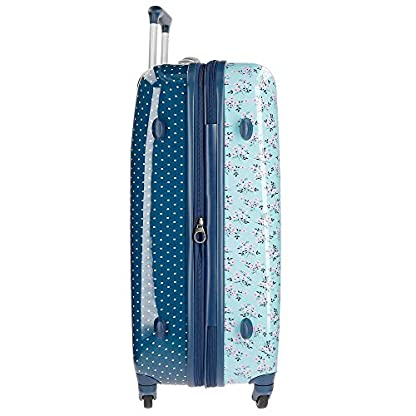51fFoZ0JaYL. SS416  - Pepe Jeans Denise Maleta, 68 litros, 67 cm, Azul