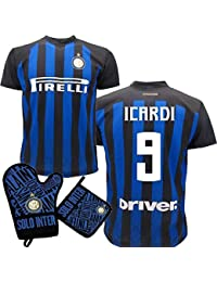 L.C. SPORT SRL Réplica Oficial Camiseta Inter Icardi F.C. Internazionale  2018 2019 PS 27411 MI 69c6053aa5d5f