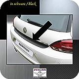 Richard Grant Mouldings Ltd. Original RGM Ladekantenschutz schwarz für Volkswagen VW Scirocco III vor Facelift Baujahre 05.2008-03.2014 RBP496